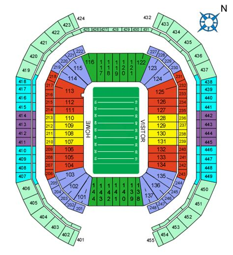 florida state stadium seating chart florida gators tickets for sale schedules and seating charts