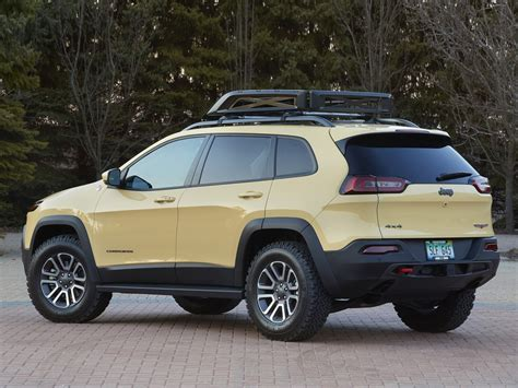 jeep cherokee dakar 2014 jeep cherokee trailhawk lift kit autos post