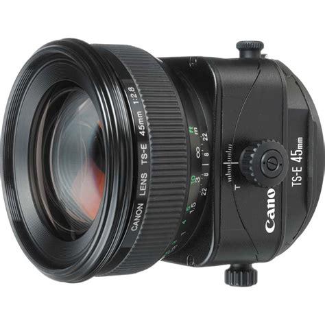 Canon Lens Ts E 45mm F2 8 canon ts e 45mm f2 8 tilt shift lens sumber bahagia