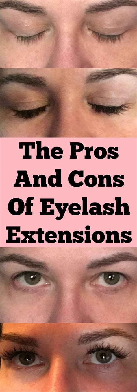 pros andcons of perms the pros and cons of eyelash extensions shopping kim