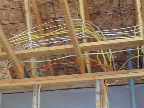 wiring a new house new house construction page 29