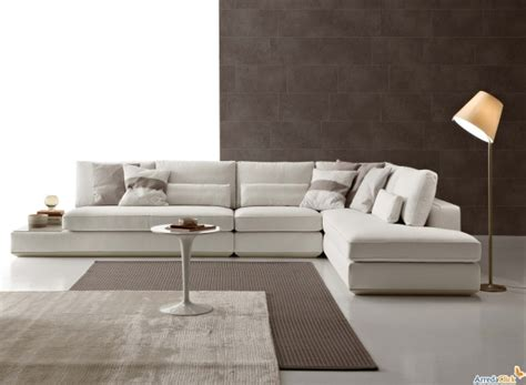 divani bianchi arredaclick divani bianchi pelle ecopelle o