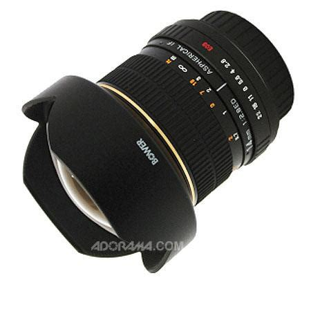bower 14mm f/2.8 lens for pentax/samsung dslr cameras sly1428p