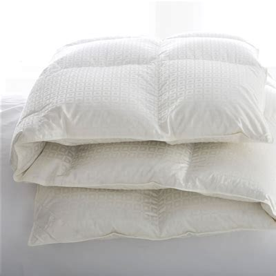 Scandia Home Comforters Luxembourg Siberian White Goose