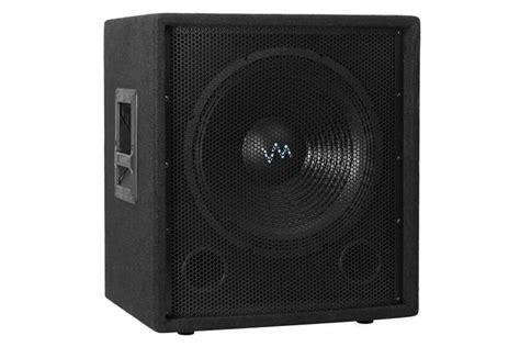 Speaker Subwoofer American 15 Inch vm audio vas15subwoofer 15 inch 1500w passive subwoofer dj speaker subwoofer pair pair