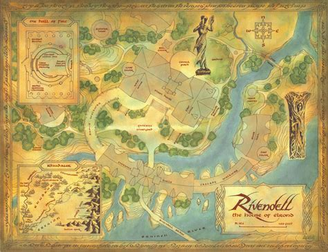 Bc Floor Plans mapa de rivendel