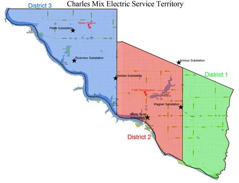 service area charles mix electric