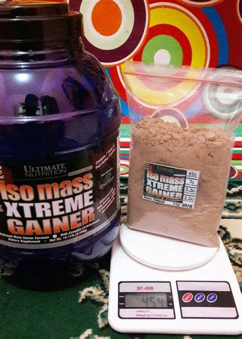 Isomass Xtreme Gainer 3 5lbs jual iso mass isomass xtreme gainer 3 5lbs ecer ultimate