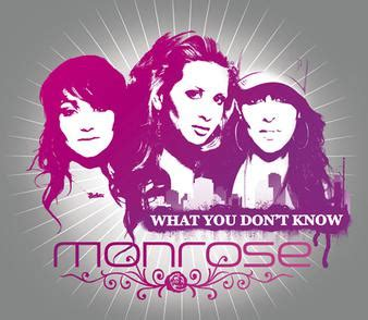what you dont know 1509824316 what you don t know monrose song wikipedia