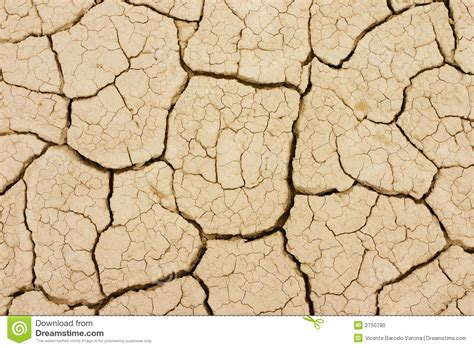 the dry dry land stock photo image 2750790