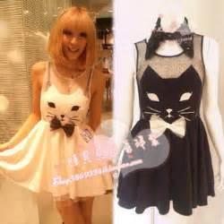 Green Kitchen App - vestido gato cat dress wh336 from kawaii clothing on storenvy
