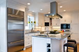 Kitchen Island Hoods by Fantastic Center Island Kitchen With Stove And Center