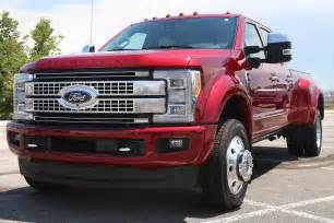 2017 ford f series duty review