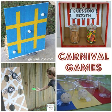 backyard carnival games for kids 25 simple carnival games for kids frugal fun for boys and girls