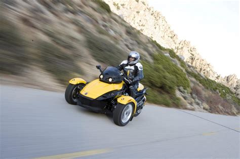 Dreir Driges Auto by Can Am Spyder Roadster Dreir 228 Driges Spa 223 Mobil Magazin