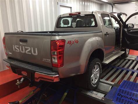 isuzu dmax 3l ecu remap tuning diesel tuning australia
