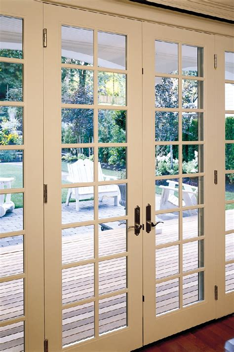 french door designs 4 innovative designs for patio and french doors