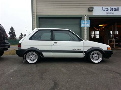 lifted subaru justy subaru justy lifted image 25