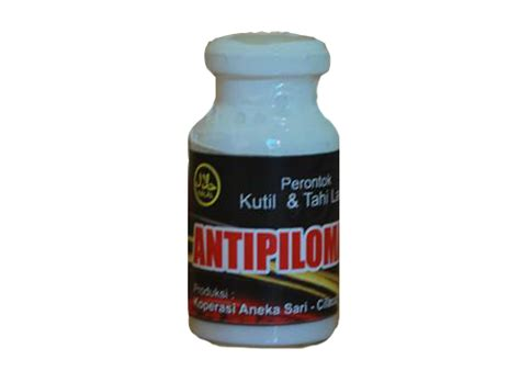 Salep Antipiloma de nature spesialis kutil