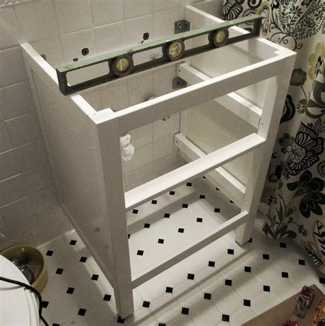 Ikea Kitchen Sink Installation Ikea Hemnes Sink Cabinet Home Design And Decor Reviews