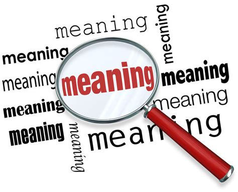 meaning of image the crisis of meaning psychology today