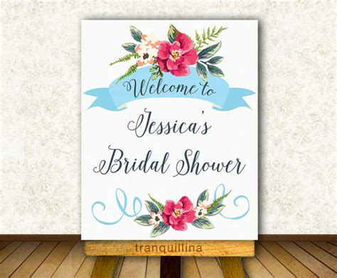free printable bridal shower welcome sign bridal shower welcome sign printable wedding welcome sign