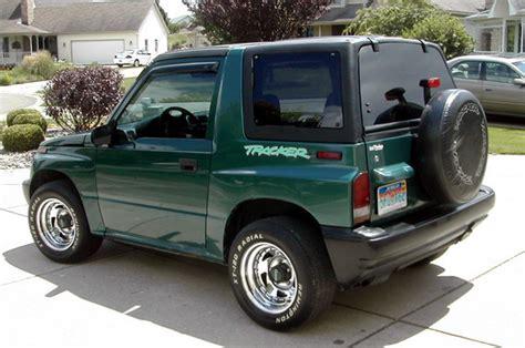 best auto repair manual 1996 geo tracker parking system carblekin 1996 geo tracker specs photos modification info at cardomain