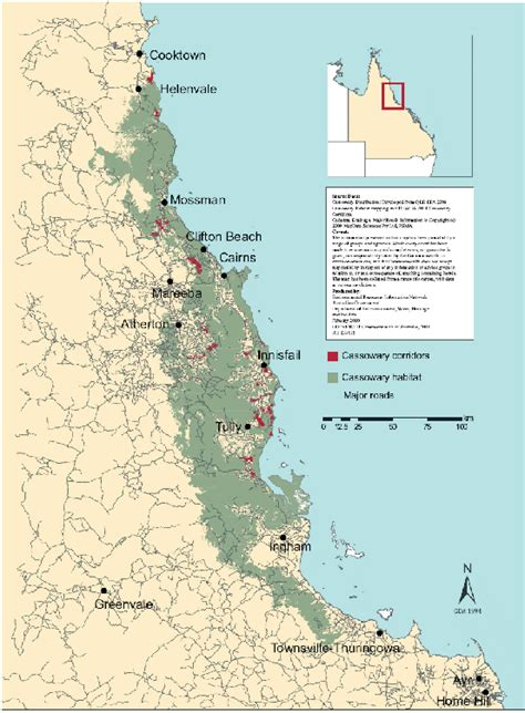 significant impact guidelines for the endangered southern