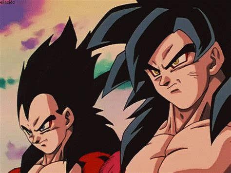 imagenes de goku golden goku and vegeta ssj4 power up 5 reasons why dragon ball