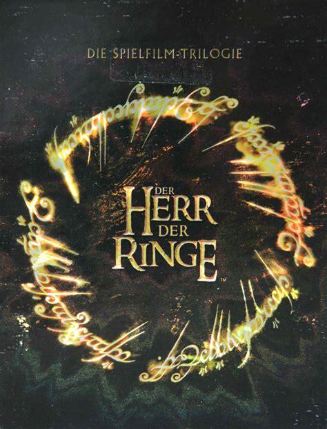 Eheringe Herr Der Ringe by Die Der Herr Der Ringe Steelbook Trilogie Mein Heimkinotest
