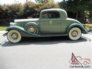 1933 Buick For Sale 1933 Buick Special Coupe Model 66s Extremely