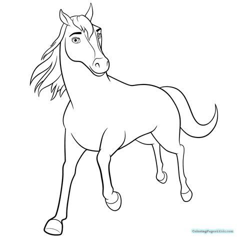 spirit horse coloring pages spirit riding free coloring pages coloring pages for kids