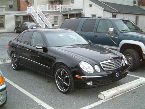 2004 Mercedes E500 by Review Mercedes E500 2004 Allgermancars Net
