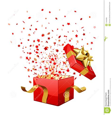 surprise gifts surprise box clipart clipart suggest