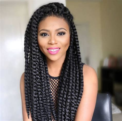 what kind of hair to use for crochet weave what type of hair do i use for crochet braiding long