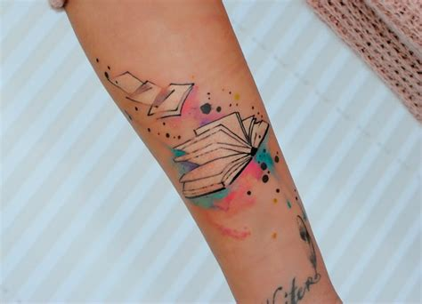 open book tattoo 45 amazing book ideas nenuno creative