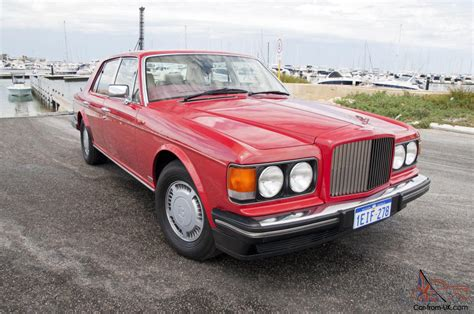 bentley cream 1987 v8 bentley turbo r cream hide 10 000 bills in perth wa