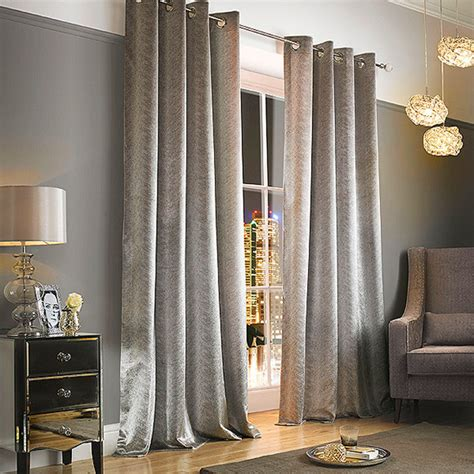 ready made curtains 120 inch drop kylie minogue at home adelphi mist in ready made curtains
