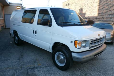how things work cars 2002 ford econoline e250 seat position control 2002 ford econoline e250 cargo e 250 van 3d one owner 90k miles