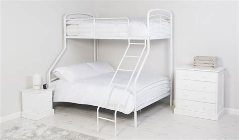 Asda Bunk Beds George Home Metal Bunk Bed White Beds George At Asda