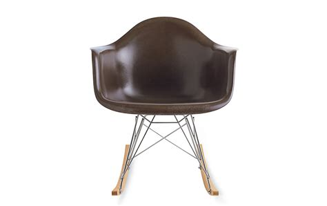 eames rocking chair fiberglass eames 174 molded fiberglass rocker rfar design within reach