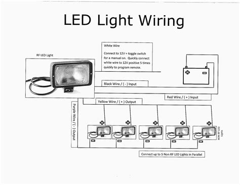 parallel electrical wiring light diagram wiring diagram