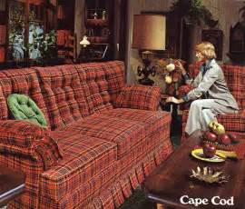 Colonial Style Home 10 kroehler sofas and loveseats from 1976 retro renovation