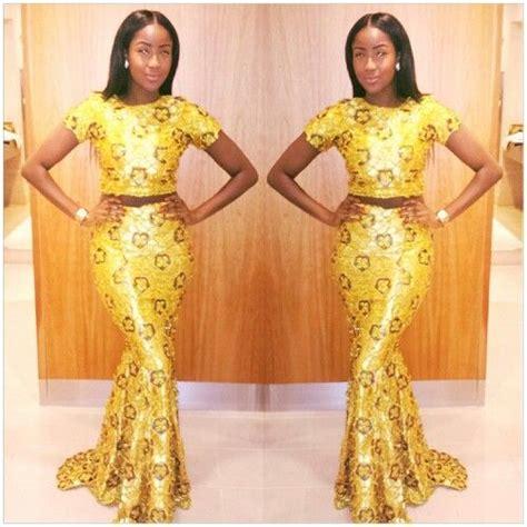 lace african print dress pinterest great cut different print african fashion pinterest