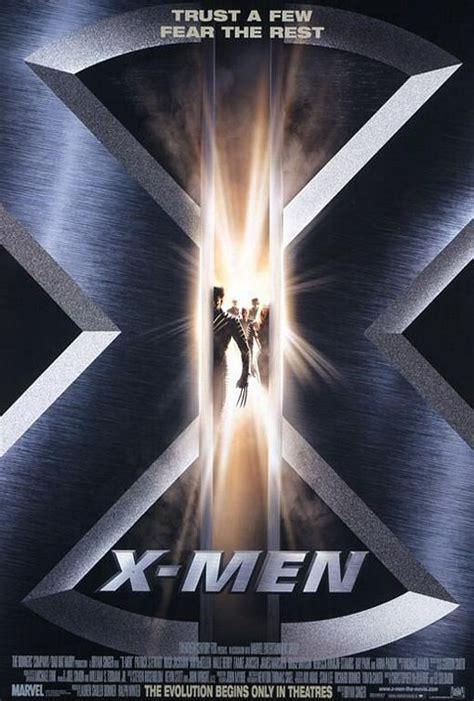 film online x men 1 x men movie poster 1 of 4 imp awards