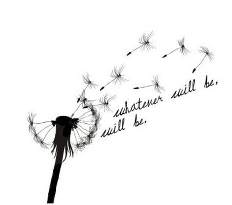 dandelion tattoo quotes tumblr dandelion destiny fate future image 719390 on favim com