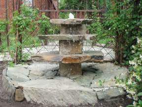 backyard fountains ideas diy backyard design ideas