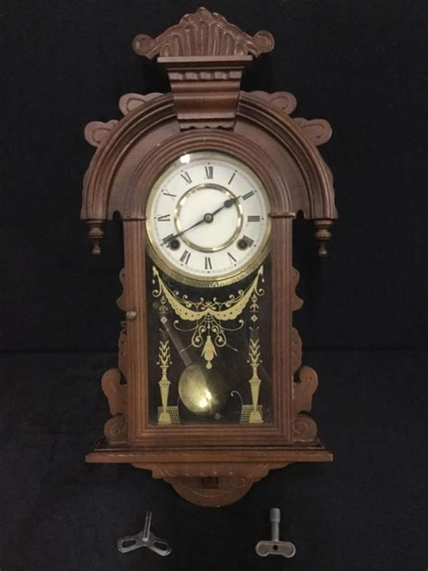 beautiful clocks beautiful wind up mantle clock works