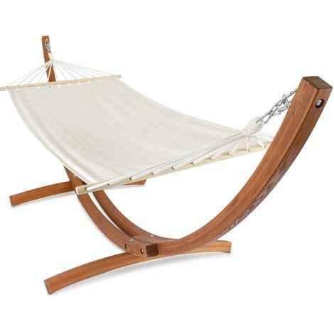 Hamac Sur Pied hamac sur pied en bois blanc
