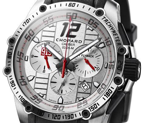 Plutôt racée la SuperfastChrono Porsche 919 Edition de Chopard    MagMontres.fr
